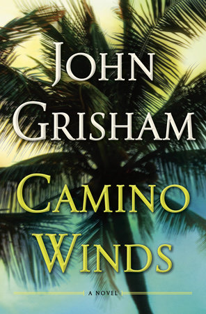 Camino Winds Book Cover Picture