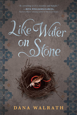Like Water on Stone by Dana Walrath