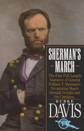 Sherman's March by Burke Davis