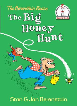 The Big Honey Hunt by Stan Berenstain