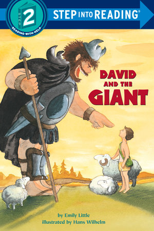 David and the Giant by Emily Little