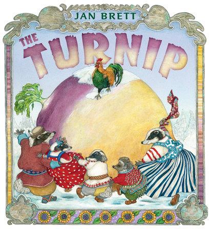 The Turnip by Jan Brett