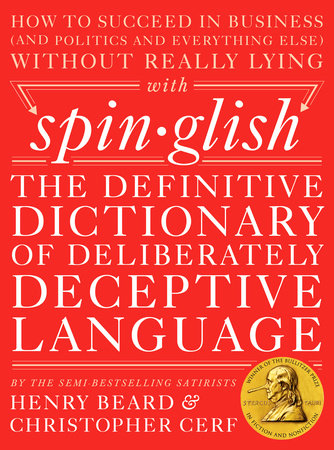 Spinglish by Henry Beard and Christopher Cerf