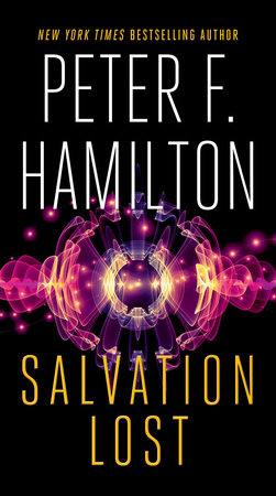 Salvation Lost by Peter F. Hamilton