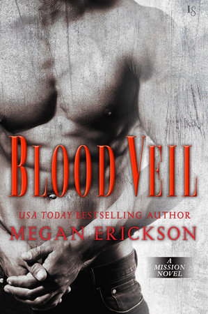 Blood Veil by Megan Erickson