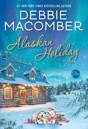 Alaskan Holiday Book Cover Picture