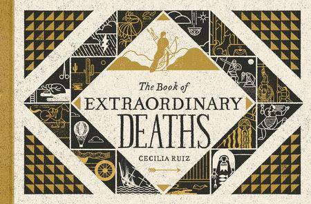 The Book of Extraordinary Deaths by Cecilia Ruiz