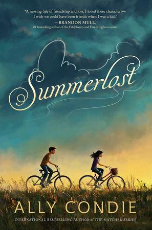Summerlost by Ally Condie