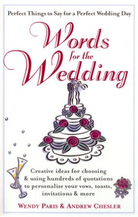 Wedding Readings by Various: 9780140088793