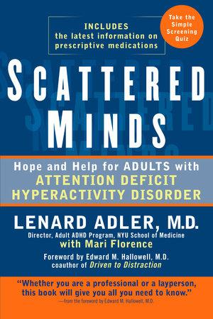 Scattered Minds by Lenard Adler and Mari Florence