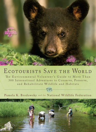 Ecotourists Save the World by Pamela K. Brodowsky and National Wildlife Federation
