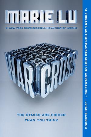 Warcross by Marie Lu