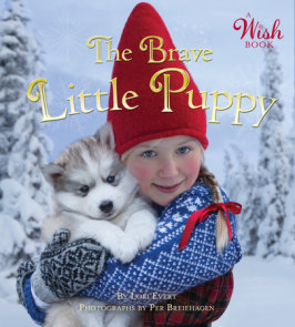 The Brave Little Puppy (A Wish Book)