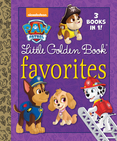 PAW Patrol Little Golden Book Favorites (PAW Patrol) by Golden Books