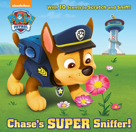 Chase's Super Sniffer! (PAW Patrol) by Random House