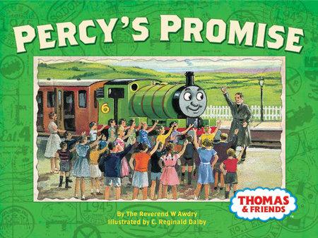 Percy's Promise (Thomas & Friends) by Rev. W. Awdry