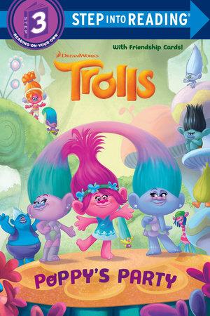 Poppy's Party (DreamWorks Trolls) by Frank Berrios