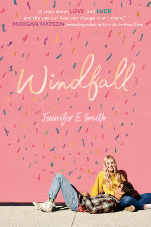 Windfall Book Cover Picture
