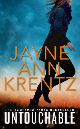Untouchable by Jayne Ann Krentz   PenguinRandomHouse com: Books