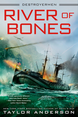 River of Bones by Taylor Anderson