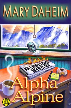 Alpha Alpine by Mary Daheim