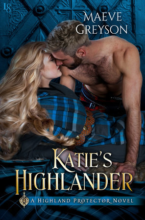 Katie's Highlander by Maeve Greyson