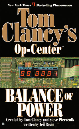 Balance of Power by Tom Clancy, Steve Pieczenik and Jeff Rovin