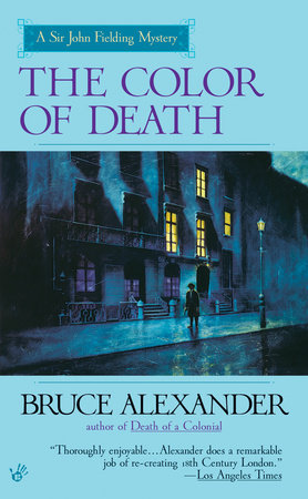The Color of Death by Bruce Alexander