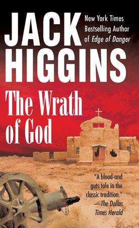 The Wrath of God by Jack Higgins