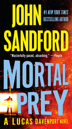 Mortal Prey by John Sandford