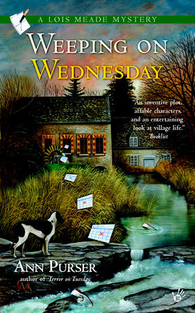 Weeping on Wednesday by Ann Purser