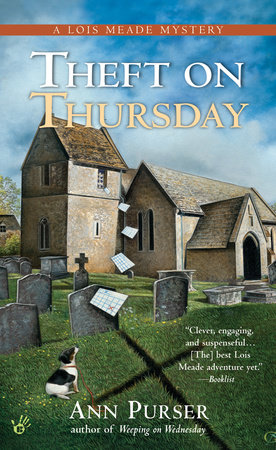 Theft on Thursday by Ann Purser