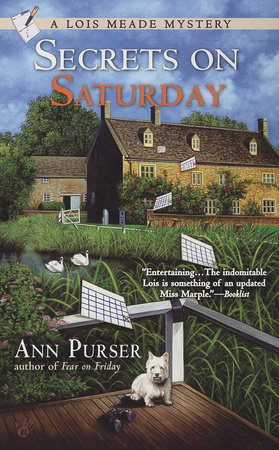 Secrets On Saturday by Ann Purser