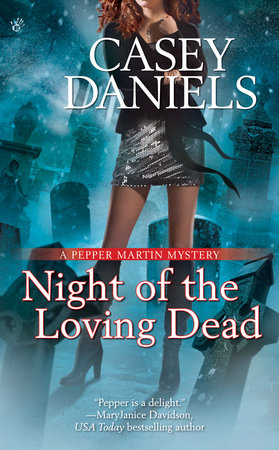 Night of the Loving Dead by Casey Daniels