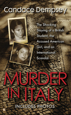 Murder in Italy by Candace Dempsey