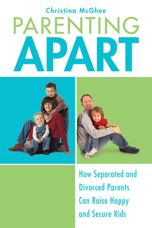 Parenting Apart by Christina McGhee