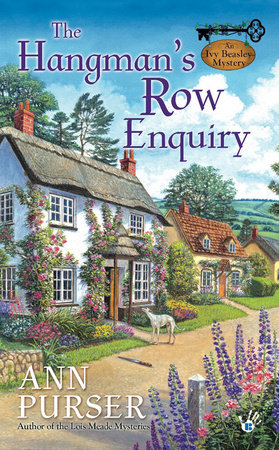 The Hangman's Row Enquiry by Ann Purser