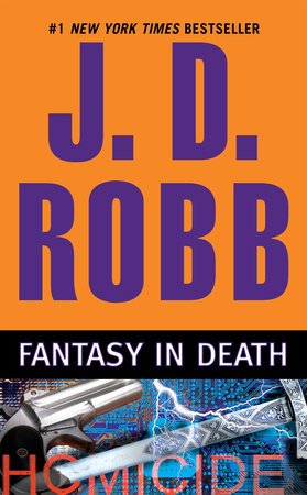Fantasy in Death by J. D. Robb