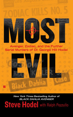 Most Evil by Steve Hodel and Ralph Pezzullo