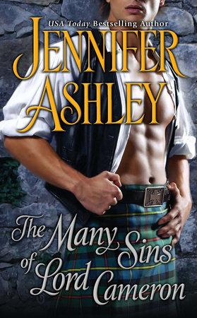 The Many Sins of Lord Cameron by Jennifer Ashley   PenguinRandomHouse com:  Books