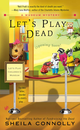 Let's Play Dead by Sheila Connolly
