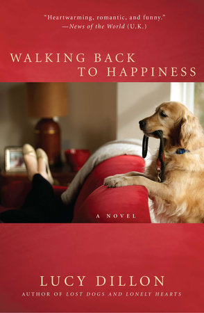 Walking Back to Happiness by Lucy Dillon