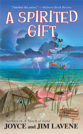 A Spirited Gift by Joyce and Jim Lavene