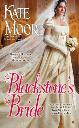 Blackstone's Bride by Kate Moore