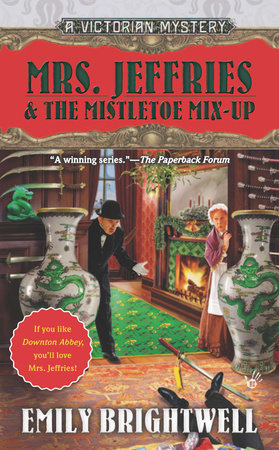Mrs. Jeffries & the Mistletoe Mix-Up