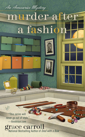 Murder After a Fashion by Grace Carroll