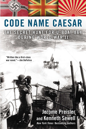 Code Name Caesar by Jerome Preisler and Kenneth Sewell