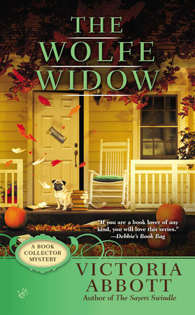 The Wolfe Widow by Victoria Abbott