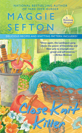 Close Knit Killer by Maggie Sefton