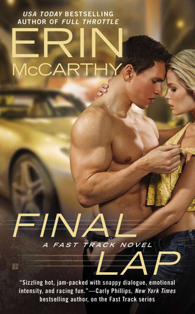 Final Lap by Erin McCarthy